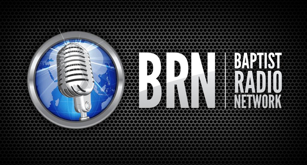 Baptist Radio Network LOGO with background