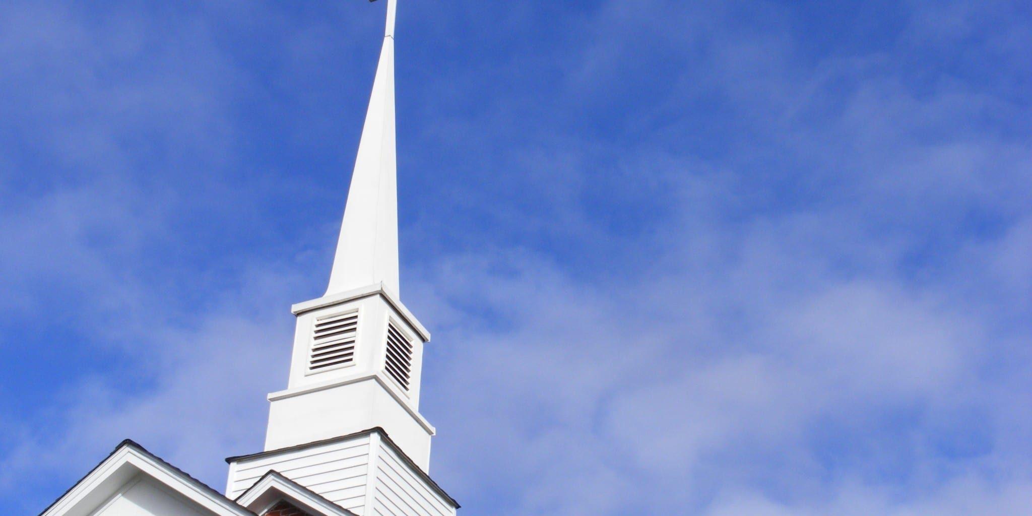 bigstock-Church-Steeple-2454938